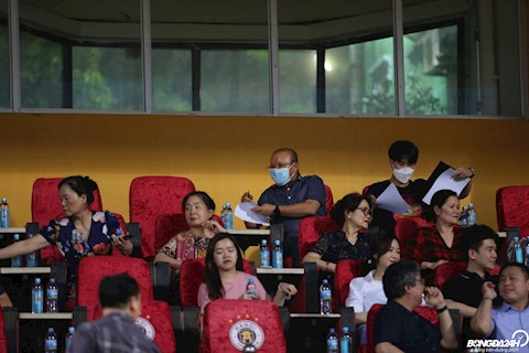 Tat nhien HLV Park Hang Seo khong the bo lo mot tran cau dinh cao nhu the nay
