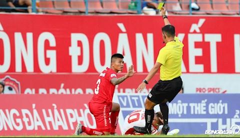 Pham Manh Hung Hai Phong vs TP Ho Chi Minh