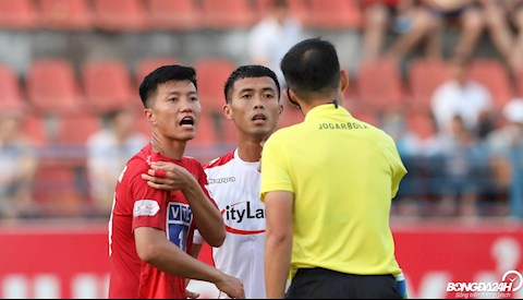 Cong Thanh TP Ho Chi Minh vs Hai Phong