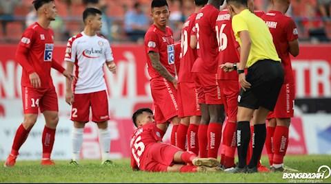 Doan Ngoc Tan Hai Phong vs TP Ho Chi Minh