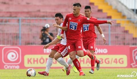 Adriano Schmidt Hai Phong vs TP Ho Chi Minh