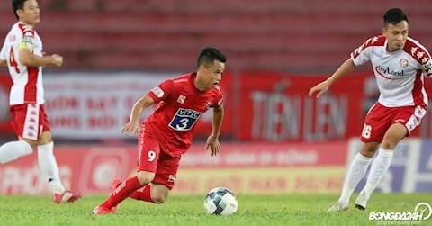 The Cuong Hai Phong vs TP Ho Chi Minh