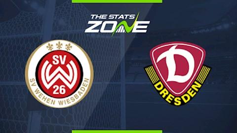 Wehen vs Dynamo Dresden 18h00 ngày 66 Hạng 2 Đức 201920 hình ảnh