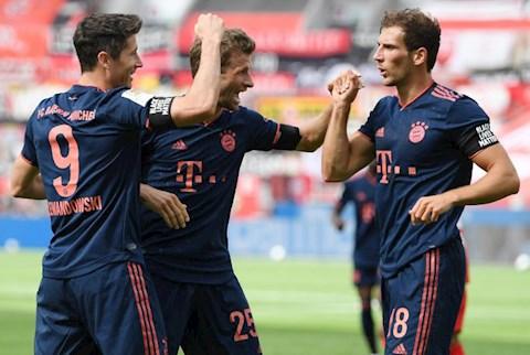 Bayern da co man loi nguoc dong an tuong