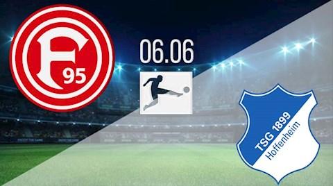 Nhận định bóng đá Dusseldorf vs Hoffenheim 20h30 ngày 66 Bundesliga 201920 hình ảnh