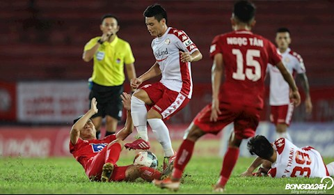 Do Van Thuan TP Ho Chi Minh vs Hai Phong