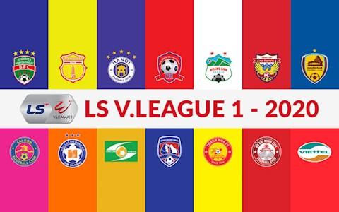 Logo V-League 2020