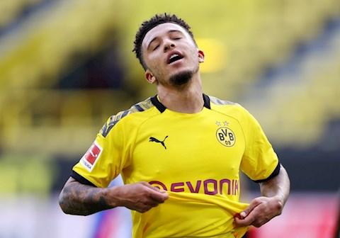 Dortmund da thang nhung rieng Sancho co tran dau khong thanh cong