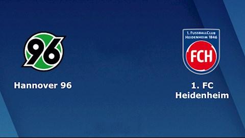 Hannover vs Heidenheim 18h30 ngày 76 Hạng 2 Đức 201920 hình ảnh