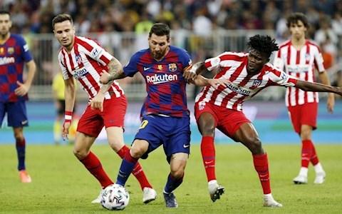 Điều kỳ diệu sắp xảy ra với Barca và Messi hình ảnh