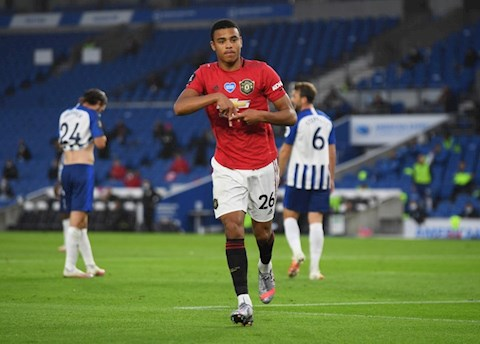 4 điểm tích cực với Quỷ đỏ sau trận Brighton vs MU hình ảnh