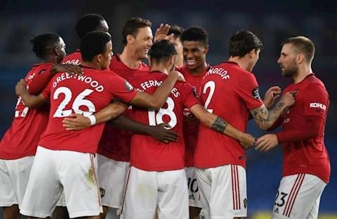 5 điểm nhấn sau chiến thắng trên cả tuyệt vời của Brighton 0-3 MU hình ảnh