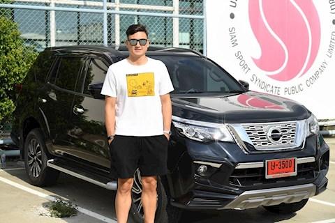 Không ra sân thi đấu, Văn Lâm vẫn nhận phần thưởng 'xịn xò' từ nh hình ảnh