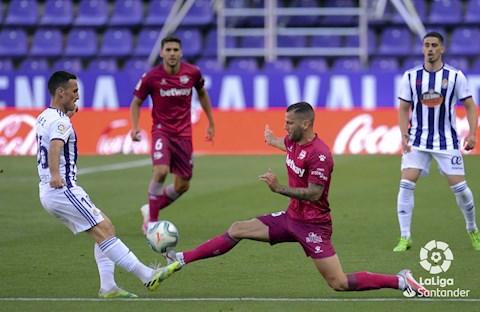 Valladolid 1-0 Alaves