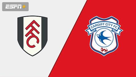 Fulham vs Cardiff 2h15 ngày 117 Hạng Nhất Anh 201920 hình ảnh