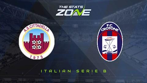 Cittadella vs Crotone 2h00 ngày 117 Hạng 2 Italia 201920 hình ảnh