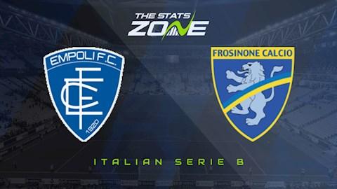 Empoli vs Frosinone 2h00 ngày 117 Hạng 2 Italia 201920 hình ảnh