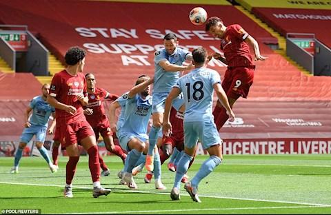 5 điểm nhấn sau trận Liverpool vs Burnley vòng 35 NHA hình ảnh