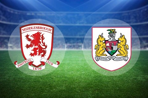 Middlesbrough vs Bristol City 21h00 ngày 117 Hạng nhất Anh 201920 hình ảnh