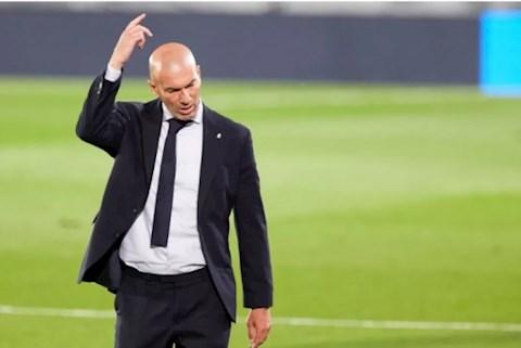 HLV Zinedine Zidane nói gì về chiến thắng trước Alaves hình ảnh
