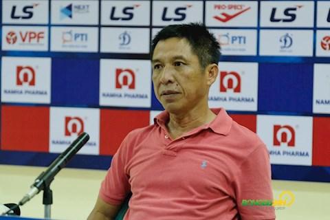HLV Quảng Nam tự tin sau trận hòa Hà Nội FC hình ảnh