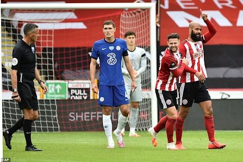 Những điểm nhấn sau trận Sheffield United vs Chelsea hình ảnh