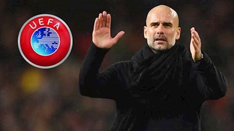 Án cấm dự Champions League của Man City chính thức được định đoạt hình ảnh