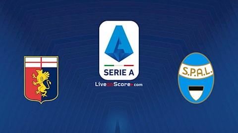 Genoa vs Spal 22h15 ngày 127 Serie A 201920 hình ảnh
