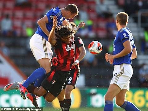 Kết quả tỷ số Bournemouth vs Leicester 4-1 Premier League hình ảnh