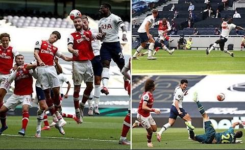 Tottenham 2-1 Arsenal Anh không sai, chúng ta sai! hình ảnh