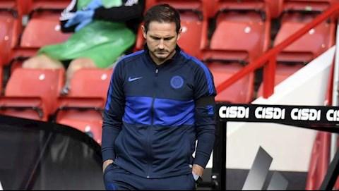 Lampard phủ nhận việc cầu thủ Chelsea phân tâm vì các tân binh hình ảnh