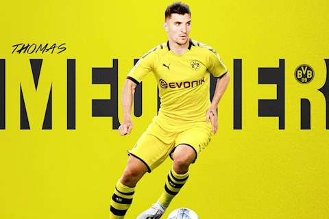 Thomas Meunier: Bản hợp đồng chất lượng của Dortmund?