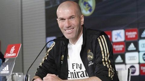 HLV Zinedine Zidane nói gì về VAR và trọng tài ở La Liga hình ảnh