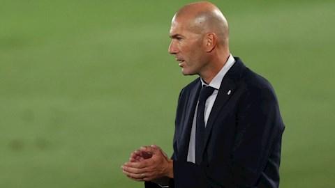 Chỉ còn cách ngôi vương La Liga 3 điểm, HLV Zidane vẫn e dè hình ảnh