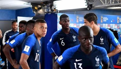 Ngày này năm xưa Đội tuyển Pháp vô địch World Cup 2018 hình ảnh