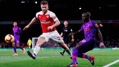 Lịch thi đấu bóng đá mới nhất 1572020 Arsenal vs Liverpool hình ảnh