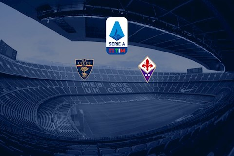 Lecce vs Fiorentina 2h45 ngày 167 Serie A 201920 hình ảnh