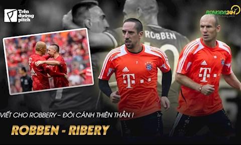 Viết cho Robbery - Đôi cánh thiên thần!
