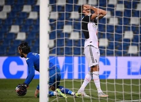 Kết quả bàn thắng Sassuolo vs Juventus 3-3 Serie A 201920 hình ảnh