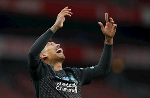 Trực tiếp bóng đá Arsenal 1-1 Liverpool (H1) Lacazette gỡ hòa hình ảnh 2