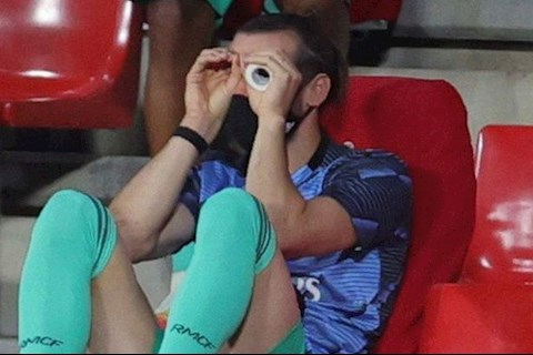Gareth Bale ong nhom