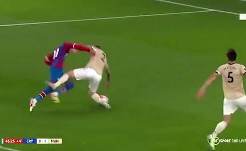 5 điểm nhấn trận Crystal Palace vs MU Rashford tỏa sáng hình ảnh