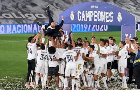 Hậu vô địch La Liga, Raphael Varane nhắm làm nên cú sốc ở C1 hình ảnh