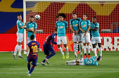 Ngạc nhiên Messi KHÔNG PHẢI cầu thủ Barca hay nhất mùa này hình ảnh