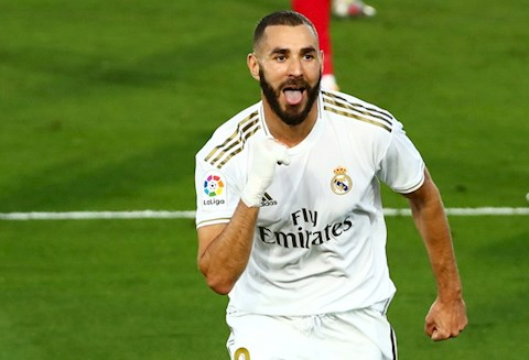 Tiền bối đồng hương đánh giá Karim Benzema cao hơn cả Henry hình ảnh