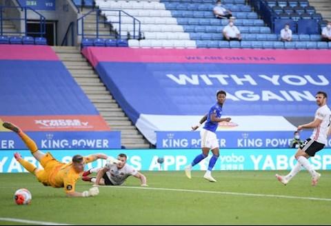Tìm lại bản ngã, Leicester bảo vệ vị trí thứ 4 hình ảnh 3