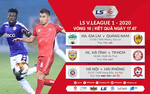 Kết Quả Bong đa Việt Nam Bảng Xếp Hạng V League Hom Nay 17 7