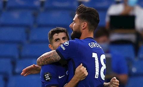 Su an y giua Pulisic va Giroud co giup duoc Chelsea?