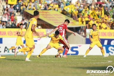SLNA sa sút tại V-League Đường dài mới rõ ngựa hay hình ảnh 2