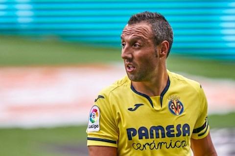 Santi Cazorla chia tay Villarreal sau mua giai 2019/20